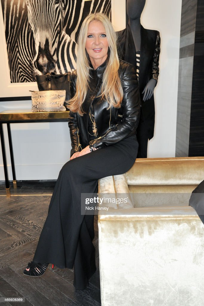 <a gi-track='captionPersonalityLinkClicked' href=/galleries/search?phrase=Amanda+Wakeley+-+Fashion+Designer&family=editorial&specificpeople=12440392 ng-click='$event.stopPropagation()'>Amanda Wakeley</a> attends the opening of the new <a gi-track='captionPersonalityLinkClicked' href=/galleries/search?phrase=Amanda+Wakeley+-+Fashion+Designer&family=editorial&specificpeople=12440392 ng-click='$event.stopPropagation()'>Amanda Wakeley</a> store on January 30, 2014 in London, England.