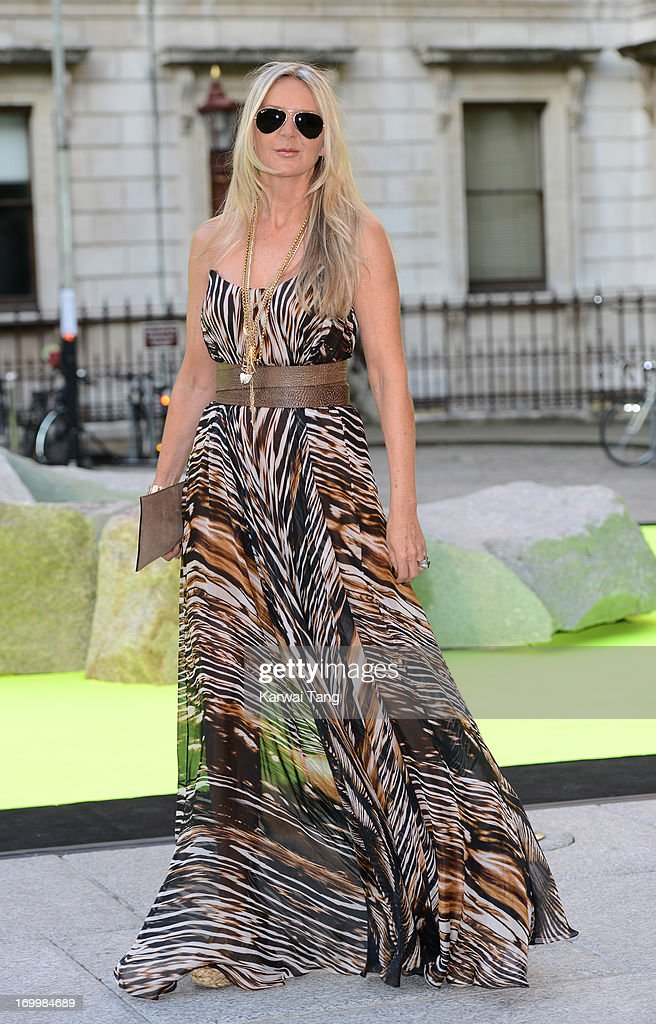 Amanda Wakeley attends the preview party for The Royal Academy Of Arts Summer Exhibition 2013 at Royal Academy of Arts on June 5, 2013 in London, England.