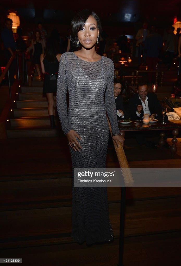 <a gi-track='captionPersonalityLinkClicked' href=/galleries/search?phrase=Amanda+Warren&family=editorial&specificpeople=1859065 ng-click='$event.stopPropagation()'>Amanda Warren</a> attends 'The Leftovers' premiere after party at TAO on June 23, 2014 in New York City.