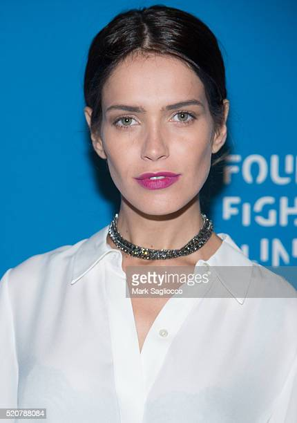 Amanda Wellsh attends the 2016 Foundation Fighting Blindness World Gala at Cipriani Downtown on April 12 2016 in New York City