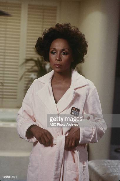 DYNASTY 'Amanda' which aired on November 14 1984 DIAHANN