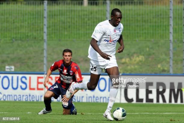 Amara BABY Clermont / Chateauroux 6eme journee de Ligue 2