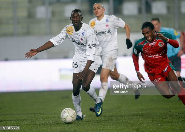 Amara BABY Sedan / Chateauroux 20eme journee de Ligue2