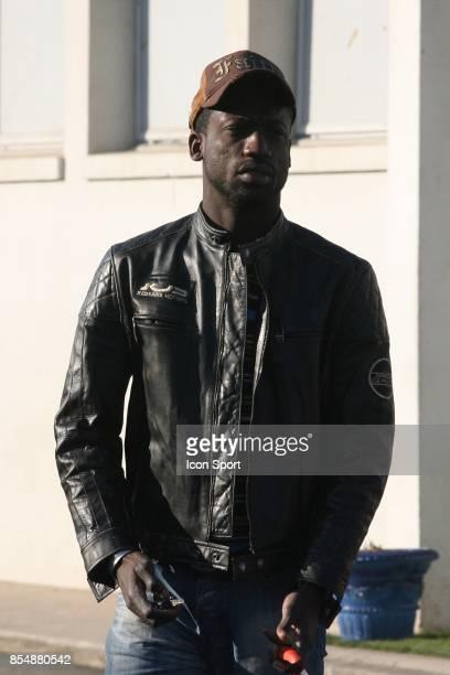 Amara DIANE entrainement et decrassage du PSG Camp des loges St Germain en laye