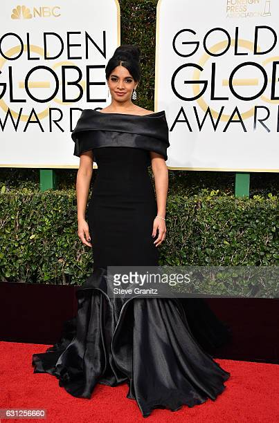 Amara Karan attends the 74th Annual Golden Globe Awards at The Beverly Hilton Hotel on January 8 2017 in Beverly Hills California