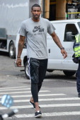 Amare Stoudemire is seen on May 07 2013 in New York City