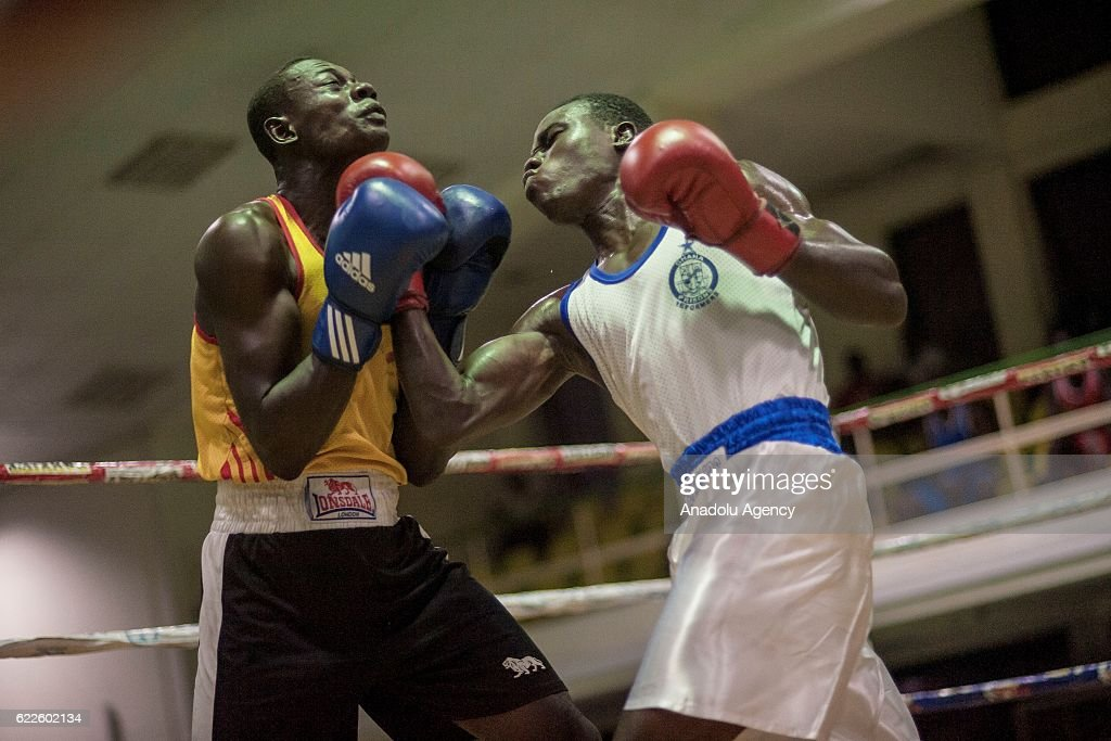 Amateur boxing competitions