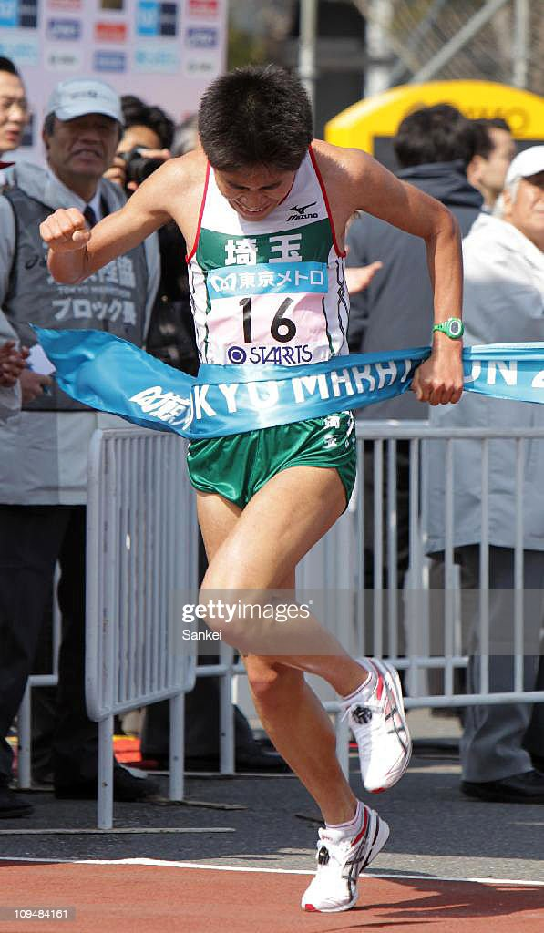 Tokyo Marathon 2011 | Getty Images