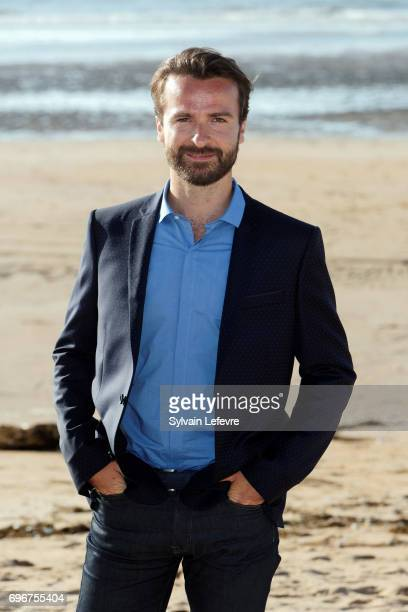 Amaury De Crayencour attends 'Passade' photocall during 3rd day of the 31st Cabourg Film Festival on June 16 2017 in Cabourg France
