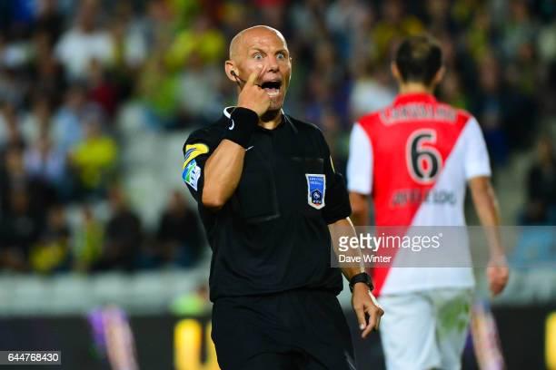 Amaury DELERUE Nantes / Monaco 3e journee Ligue 1 Photo Dave Winter / Icon Sport