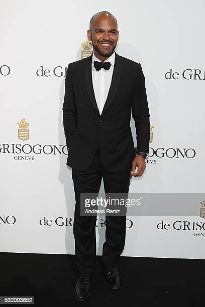 Amaury Nolasco attends the De Grisogono Party at the annual 69th Cannes Film Festival at Hotel du CapEdenRoc on May 17 2016 in Cap d'Antibes France