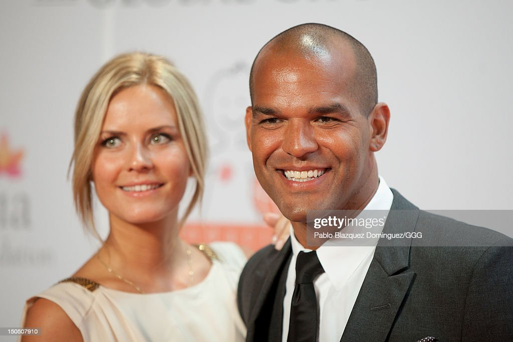 Amaury Nolasco attends the Global Gift Gala held to raise benefits for Cesare Scariolo Foundation and Eva Longoria Foundation on August 19 2012 in...