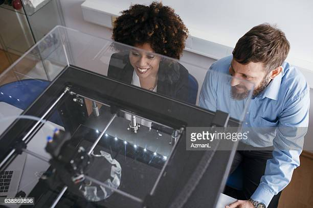 Amazing 3D printer