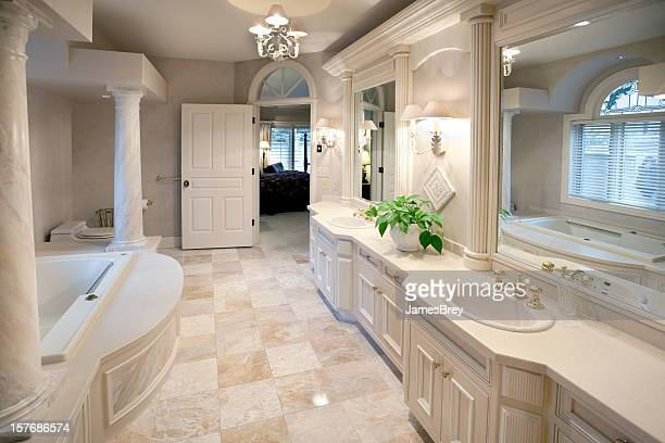Amazing Marble Decor Home Bathroom