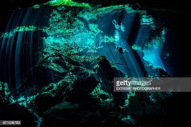 Amazing underwater places