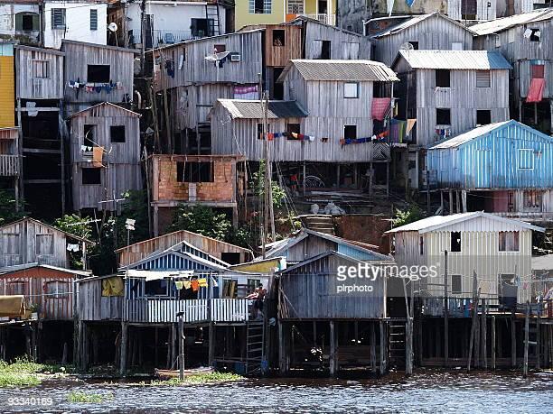 Amazon cidade moradias