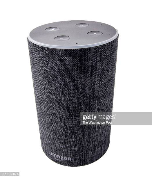 Amazon Echo one of the items for the Post's annual gift guide on October 2017 in Washington DC