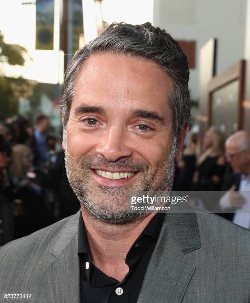 Amazon Head of International Productions Morgan Wandell at the Amazon Prime Video premiere of the original drama series 'The Last Tycoon' at Harmony...