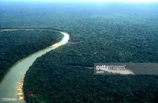 Amazonas-planet