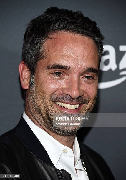 Amazon Studios Head of Drama Series Morgan Wandell arrives at the premiere of Amazon's 'Goliath' at The London West Hollywood on September 29 2016 in...