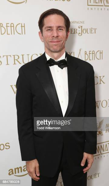 Amazon's Scott Foundas attends the 'Wonderstruck' Cannes After Party on May 18 2017 in Cannes