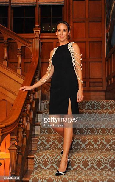 Ambassador Alexis Traina attendHaney PretaCouture Ambassador Event on October 25 2013 in Dallas Texas