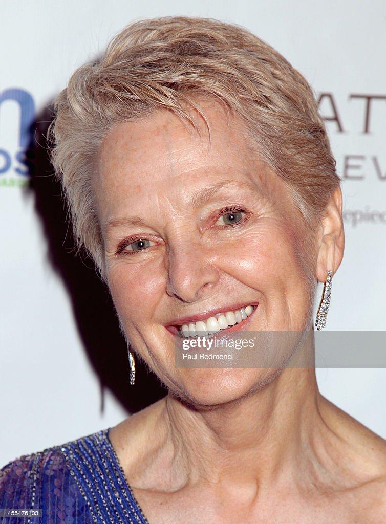 US Ambassador Swanee Hunt arrives at The Annual Women's Image Awards at Santa Monica Bay Woman's Club on December 11, 2013 in Santa Monica, California.