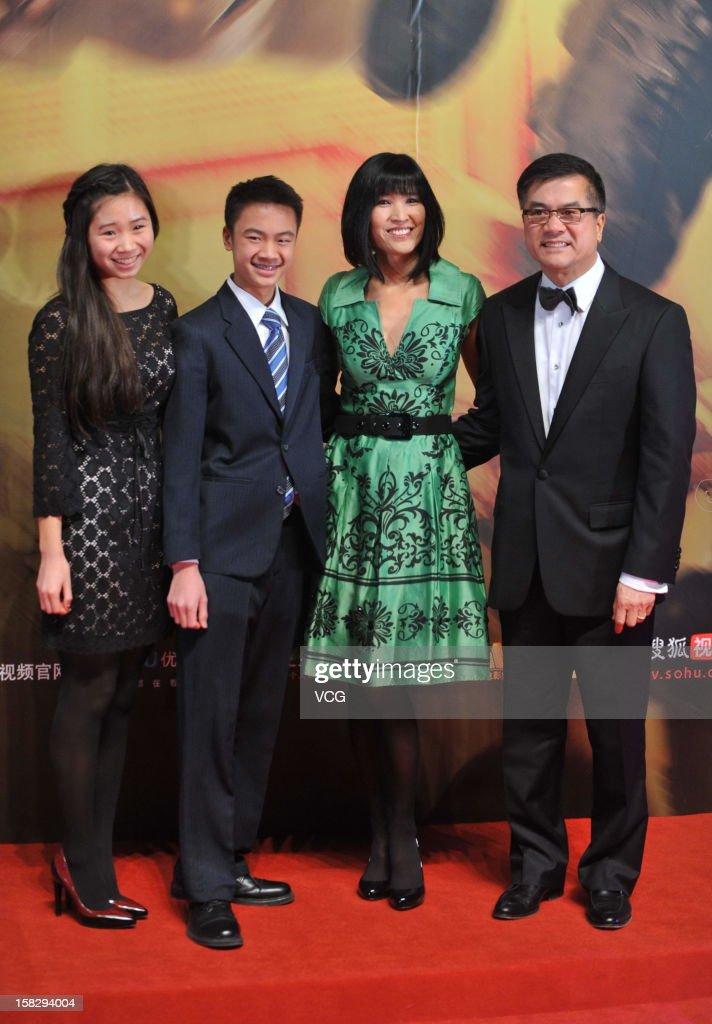 'Chinese Zodiac' Beijing Premiere