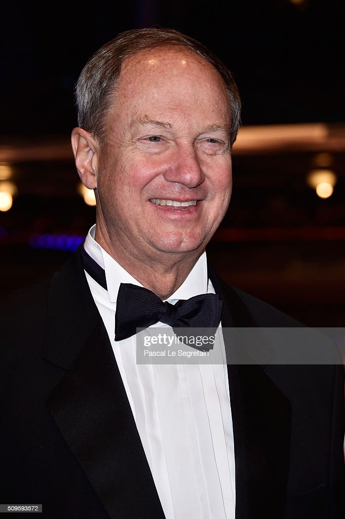 US Ambassador to Germany John B. Emerson attends the 'Hail, Caesar!' premiere during the 66th Berlinale International Film Festival Berlin at Berlinale Palace on February 11, 2016 in Berlin, Germany.