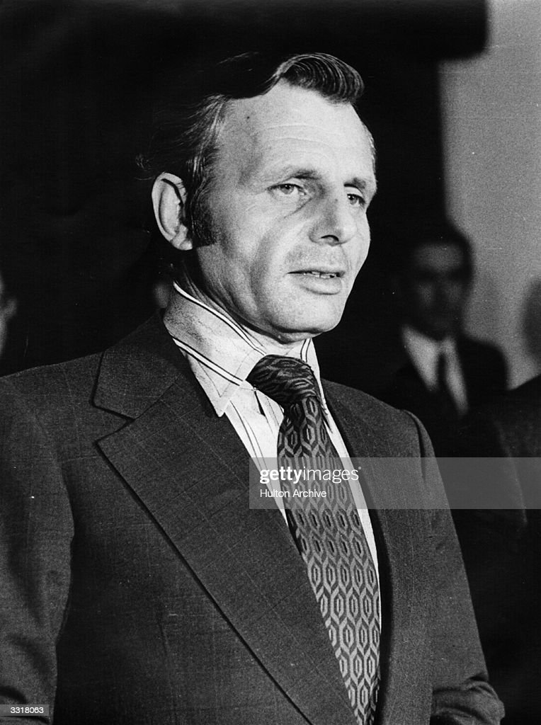 Ambassador to Portugal Frank Carlucci under the Ford and Carter administrations and later deputy director of the CIA