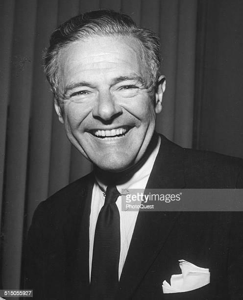 Ambassador to Vietnam Henry Cabot Lodge Jr Washington DC circa 1964