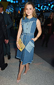 Amber Atherton attends as the London Evening Standard Progress 1000 list is revealed at Canary Wharf Crossrail on September 16 2015 in London England