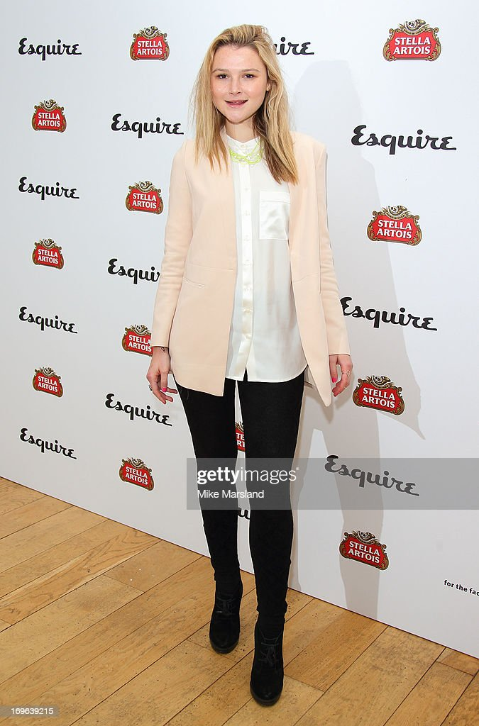 Amber Atherton attends Esquire magazine's summer party at Somerset House on May 29, 2013 in London, England.