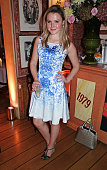 Amber Atherton attends the 35th Birthday of Harry's Bar on September 19 2014 in London England