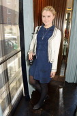 Amber Atherton attends the 'Ladies Of Influence' lunch at Marcus restaurant at The Berkeley Hotel on May 12 2014 in London England