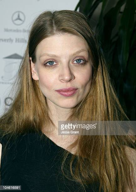 Amber Benson during 2nd Annual Fashion Forward Charity Event at Mercedes Benz of Beverly Hills in Beverly Hills California United States