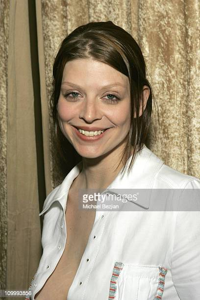 Amber Benson during 4th Annual Indie Producers Awards Gala After Party in Los Angeles California United States