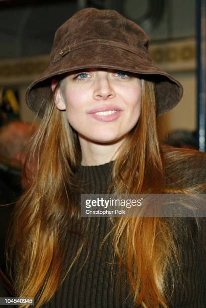 Amber Benson during 'Ghost Ship' Premiere at Mann Village in Los Angeles CA United States