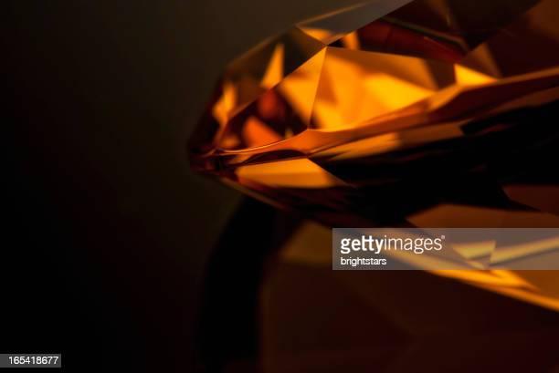 Amber Diamant gros plan