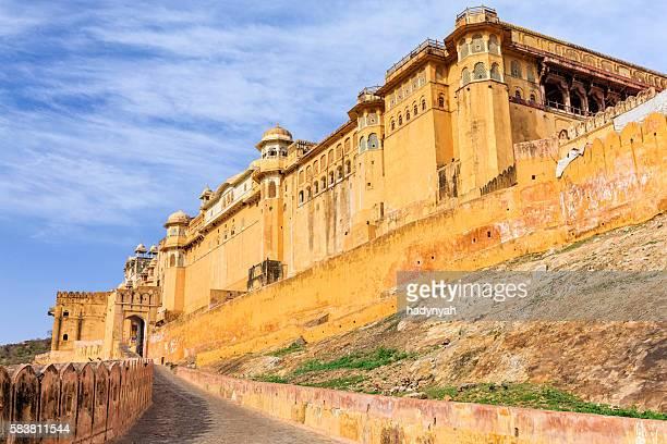 Amber Fort near Jaipur, Rahasthan, India