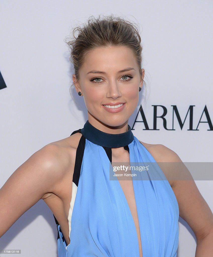 Amber Heard attends the premiere of Relativity Media's 'Paranoia' at DGA Theater on August 8, 2013 in Los Angeles, California.