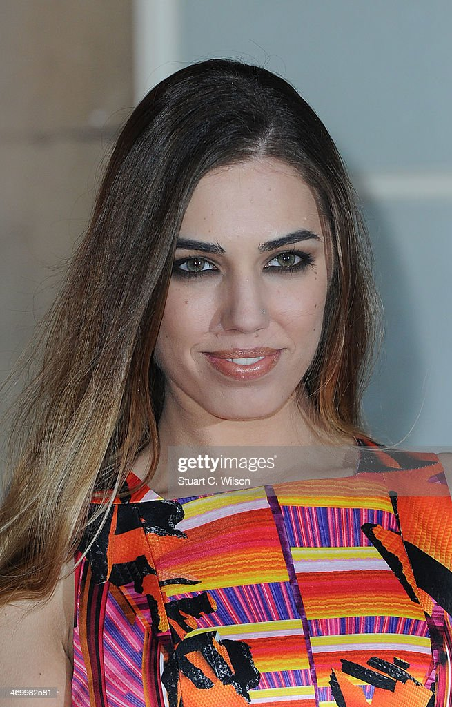 Amber Le Bon attends the Creative London party hosted by the British Fashion Council, British Academy of Film and Television Arts and The British Recorded Music Industry during London Fashion Week AW14 at Spencer House on February 17, 2014 in London, England.