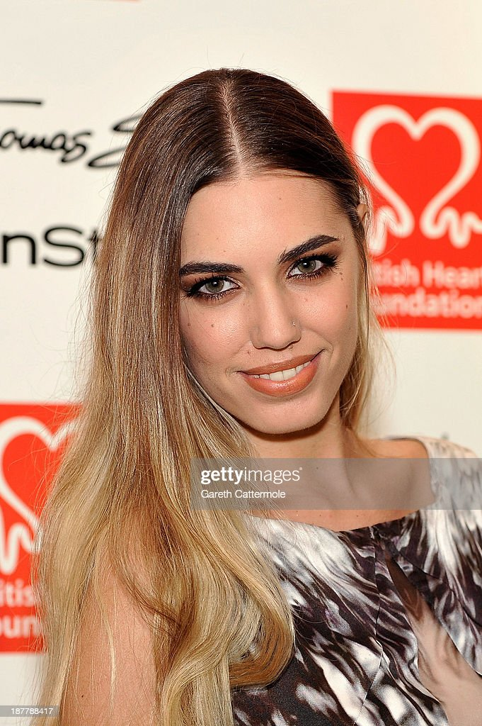 <a gi-track='captionPersonalityLinkClicked' href=/galleries/search?phrase=Amber+Le+Bon&family=editorial&specificpeople=1103030 ng-click='$event.stopPropagation()'>Amber Le Bon</a> attends the Tunnel of Love fundraiser in aid of the British Heart Foundation at One Mayfair on November 12, 2013 in London, England.