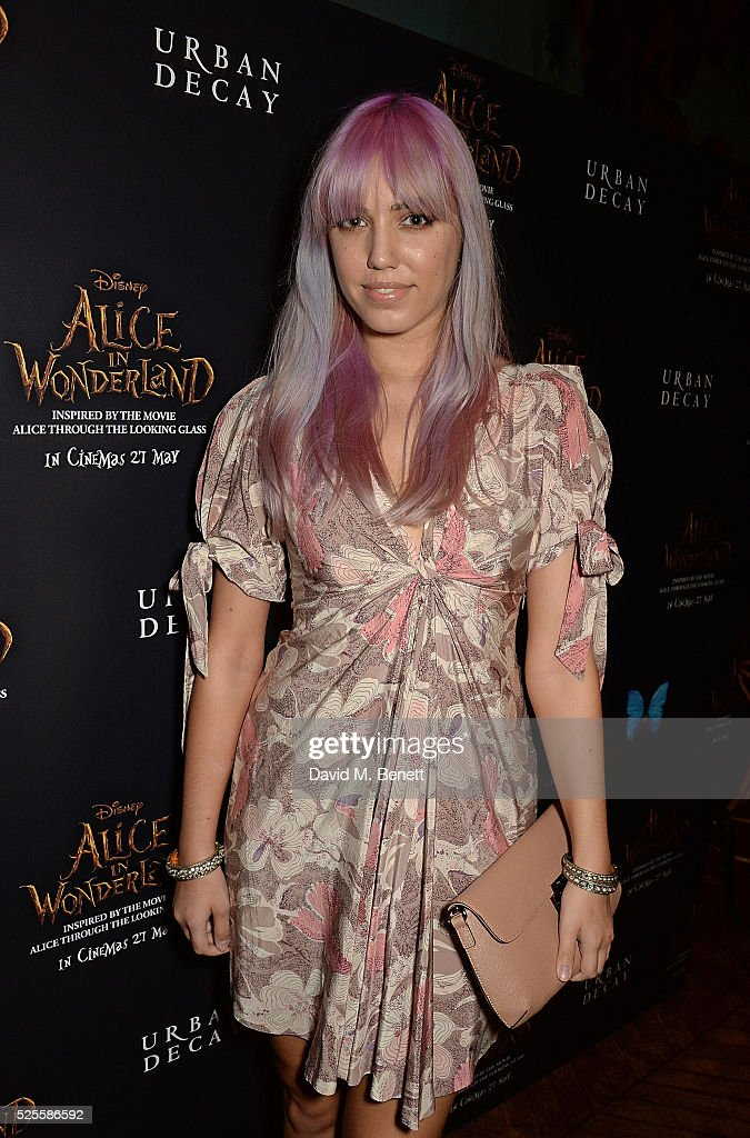 <a gi-track='captionPersonalityLinkClicked' href=/galleries/search?phrase=Amber+Le+Bon&family=editorial&specificpeople=1103030 ng-click='$event.stopPropagation()'>Amber Le Bon</a> attends Urban Decay VIP dinner #UDinWonderland at Sketch on April 28, 2016 in London, England.