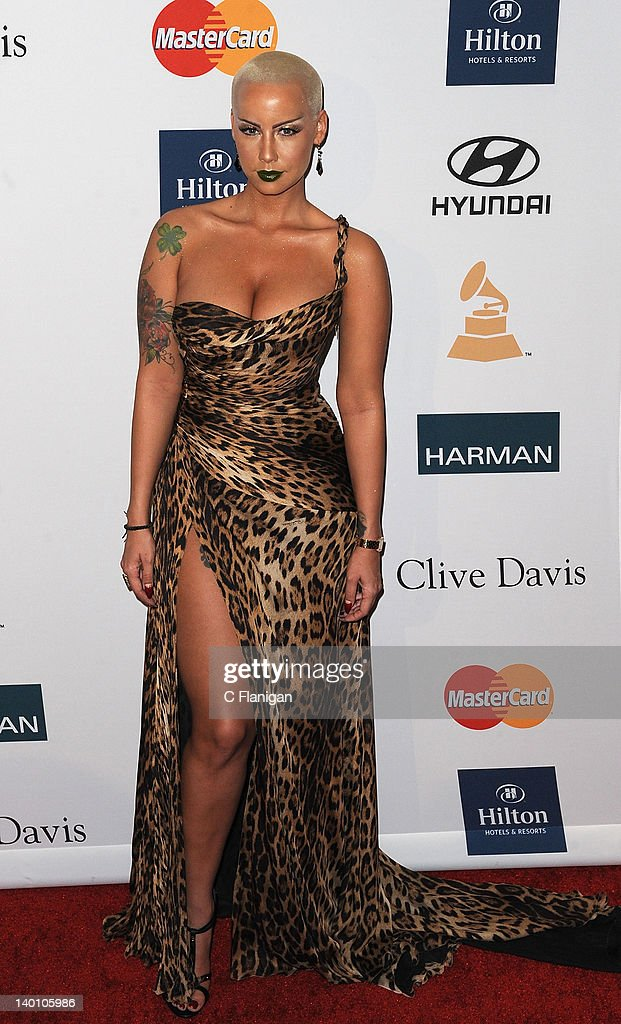 <a gi-track='captionPersonalityLinkClicked' href=/galleries/search?phrase=Amber+Rose+-+Model&family=editorial&specificpeople=2025513 ng-click='$event.stopPropagation()'>Amber Rose</a> arrives at Clive Davis and The Recording Academy's 2012 Salute To Industry Icons Gala at The Beverly Hilton hotel on February 11, 2012 in Beverly Hills, California.