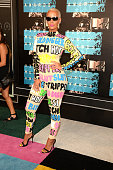 Amber Rose attends the 2015 MTV Video Music Awards at Microsoft Theater on August 30 2015 in Los Angeles California