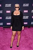Amber Rose attends the 2016 VH1 Hip Hop Honors All Hail The Queens at Hammerstein Ballroom on July 11 2016 in New York City