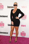 Amber Rose attends the VH1 Big In 2015 with Entertainment Weekly Awards at Pacific Design Center on November 15 2015 in West Hollywood California