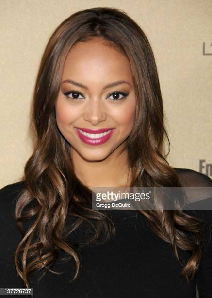 Amber Stevens arrives at the Entertainment Weekly and Women In Film PreEmmy Party at the 'Restaurant' at the Sunset Marquis Hotel on August 27 2010...