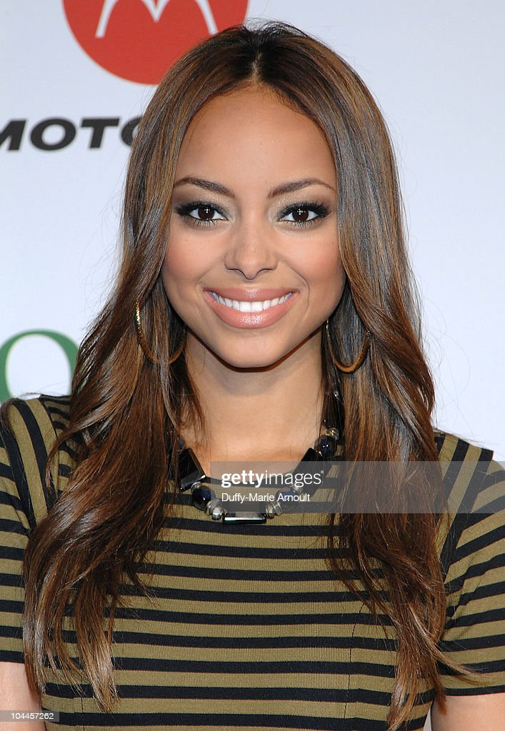 Amber Stevens attends at Raleigh Studios on September 25, 2010 in Los Angeles, California.